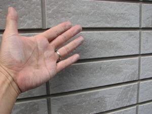 外壁 サイディング チョーキング
